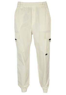 Pantaloni Noisy May Brenda White