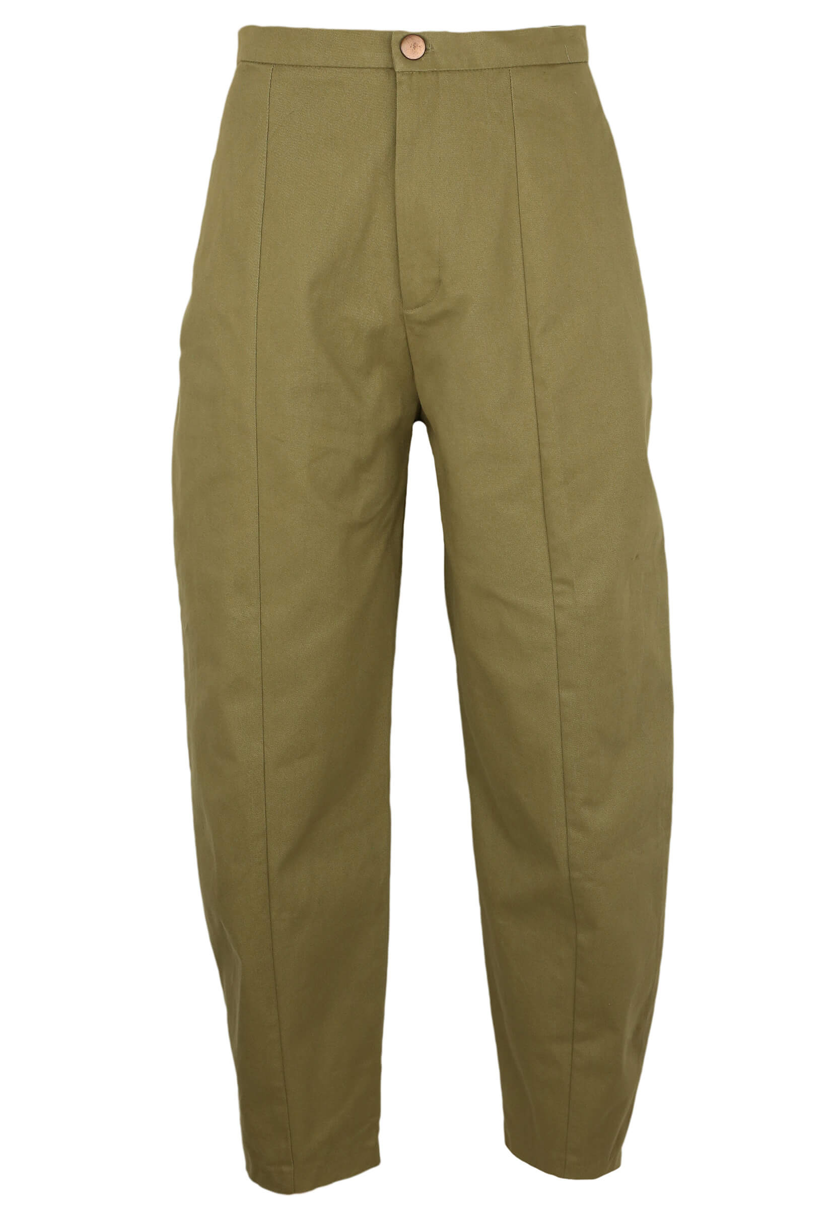 Pantaloni ZARA Mara Dark Green