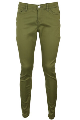 Pantaloni Orsay Elle Dark Green