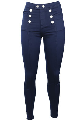 Pantaloni Orsay Kora Dark Blue