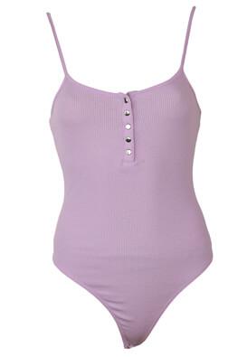 Body Bershka Yvonne Light Purple