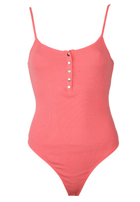 Body Bershka Hanna Light Pink