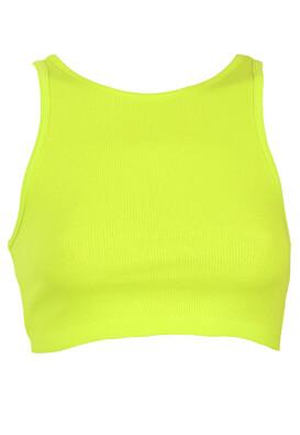 Top ZRA Abbie Light Green