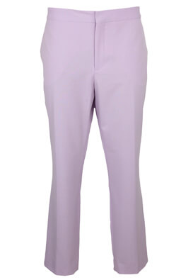 Pantaloni ZARA Tina Light Purple