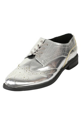 Pantofi Cache Cache Carina Silver