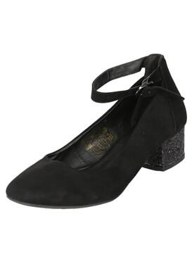 Pantofi Cache Cache Valerie Black
