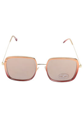 Ochelari de soare Stradivarius Hailey Pink