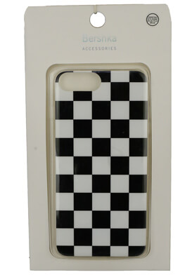 Husa telefon Bershka IPhone6Plus/7Plus/8Plus Black