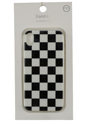 Husa telefon Bershka IPhone XR Black