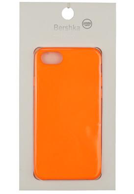 Husa telefon Bershka IPhone6/6S/7/8 Orange