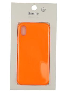 Husa telefon Bershka IPhone XR Orange