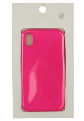 Husa telefon Bershka IPhone XR Dark Pink