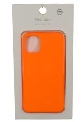 Husa telefon Bershka IPhone11 Orange
