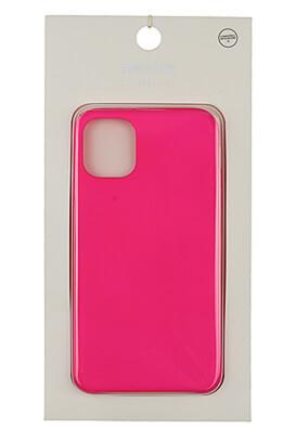 Husa telefon Bershka IPhone11 Dark Pink