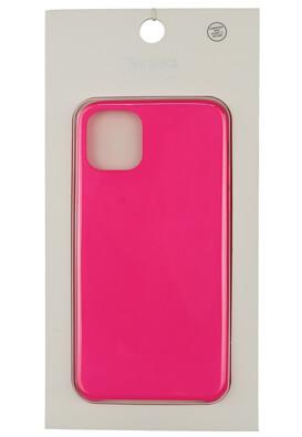 Husa telefon Bershka IPhone11 Pro Max Dark Pink