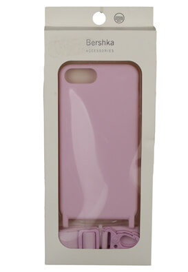 Husa telefon Bershka IPhone6Plus/7Plus/8Plus Light Purple