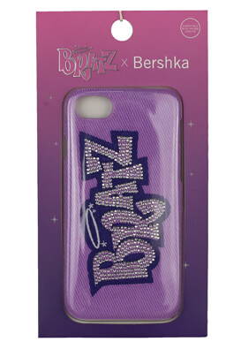 Husa telefon Bershka IPhone6/6S/7/8 Purple