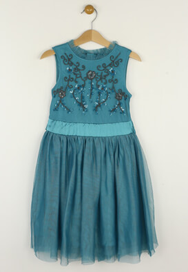 Rochie Friboo Denise Turquoise