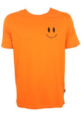 Tricou Yourturn Diego Orange