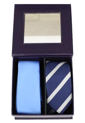 Set cravate Pier One Ted Blue