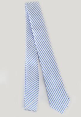 Cravata Pier One Isaac Light Blue