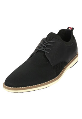 Pantofi Pier One Luigi Black