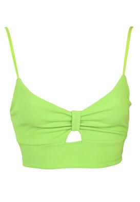 Top ZARA Tasha Light Green