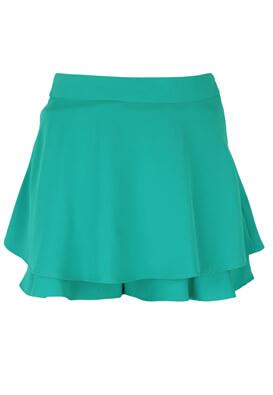 Pantaloni scurti ZRA Hailey Green