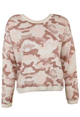 Pulover Cache Cache Corinne Light Pink