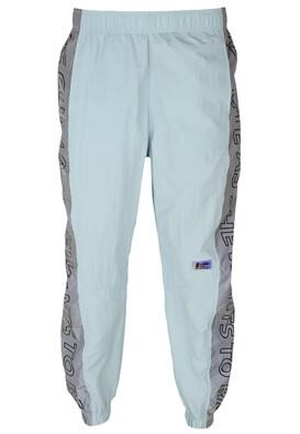 Pantaloni sport Bershka Berta Light Blue