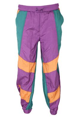 Pantaloni sport Bershka Destiny Purple