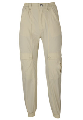 Pantaloni Bershka Ofelia Light Beige