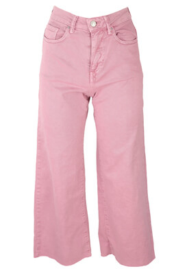 Blugi Bershka Heidi Light Pink