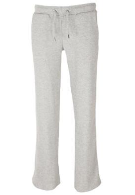 Pantaloni Bershka Olivia Light Grey