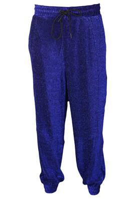 Pantaloni Bershka Loreen Blue