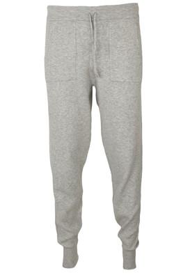 Pantaloni Bershka April Light Grey