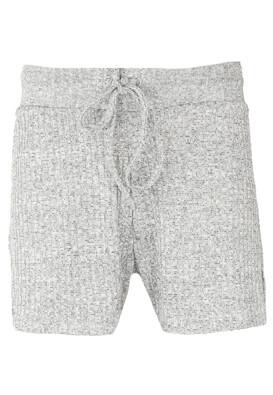 Pantaloni scurti Bershka Anya Grey