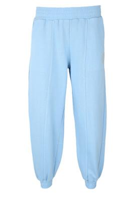 Pantaloni sport Bershka Paula Light Blue