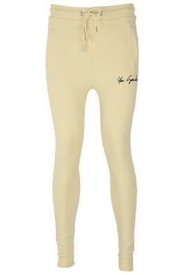 Pantaloni sport Bershka Misha Light Beige