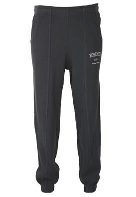 Pantaloni sport Bershka Loreen Dark Grey