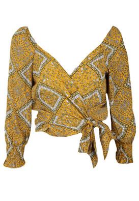Bluza Pimkie Taya Dark Yellow