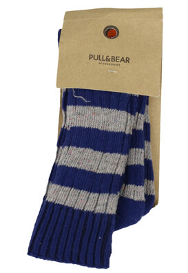 Sosete Pull and Bear Julia Blue