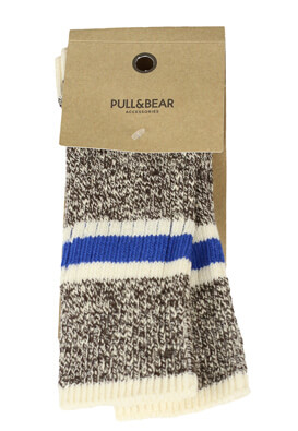 Sosete Pull and Bear Pablo Brown