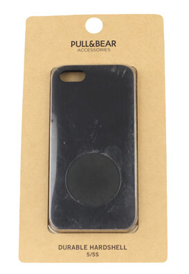 Husa telefon Pull and Bear IPhone5/5S Black
