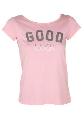 Tricou Cache Cache Julia Light Pink