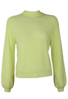 Pulover Bershka Julia Light Green