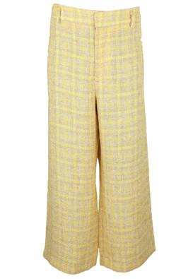Pantaloni ZARA Karla Yellow