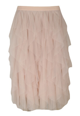 Fusta Orsay Caroline Light Pink