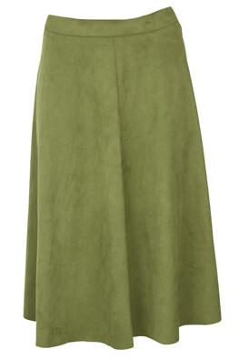Fusta Orsay Belinda Dark Green