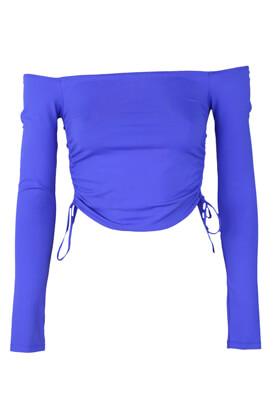 Bluza Bershka Taylor Blue